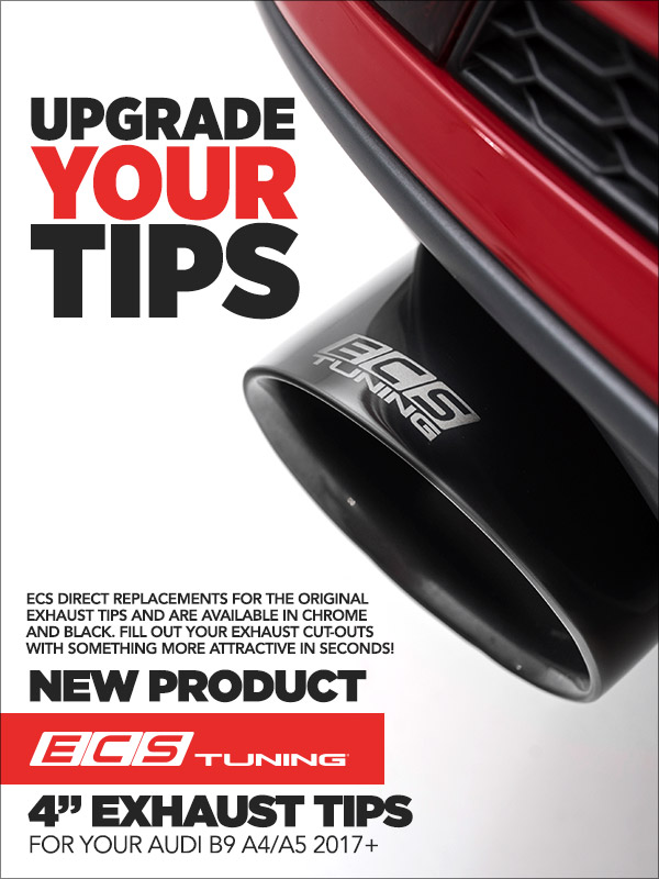 Upgrade your Tips! NEW Direct-Fit ECS 4