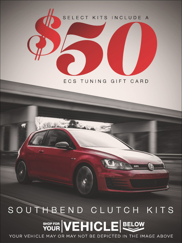 $50 ECS Gift Card + Free Shipping on select South Bend