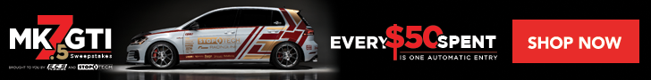 ECS Tuning - Every $50 Spent on Auto Parts is One Entry!