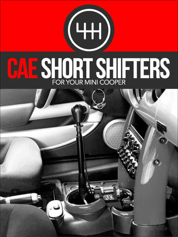 New CAE Ultra Shifters - North American Motoring
