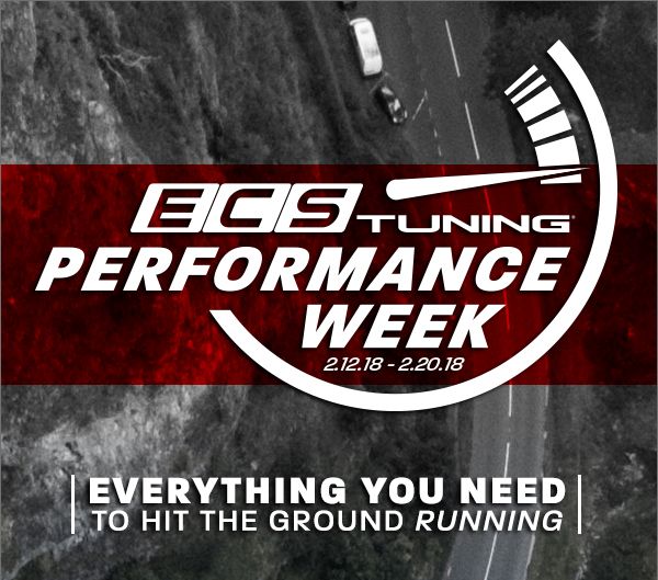 ECS Performance Week