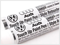 Audi Touch-Up Paint