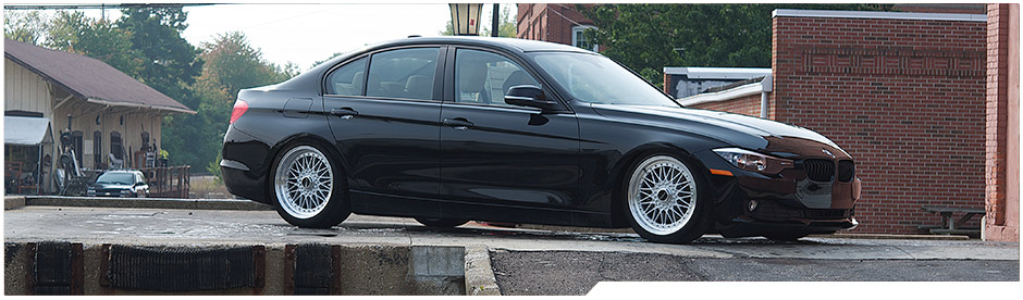 BMW 328 Parts & Accessories Available at ECS Tuning