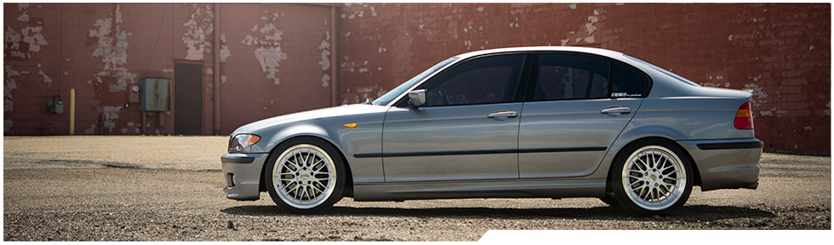 BMW 330 Parts & Accessories Available at ECS Tuning