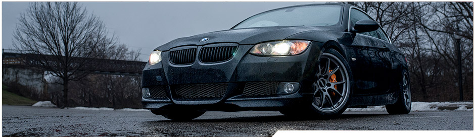 BMW 335 Parts & Accessories Available at ECS Tuning
