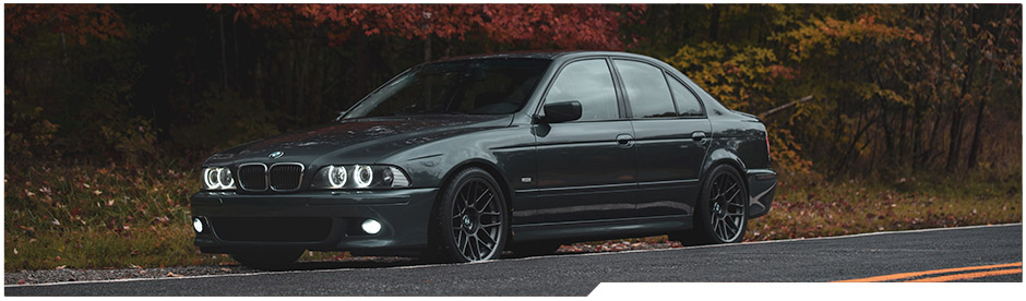 BMW E39 Parts & Accessories Available at ECS Tuning