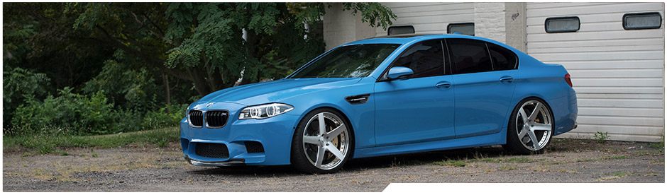 BMW F10 Parts & Accessories Available at ECS Tuning