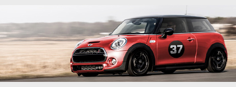 MINI Increase Horsepower