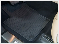 Mercedes Benz Floor Mats