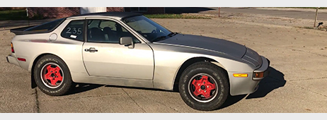 Coolest Porsche 944 Ever