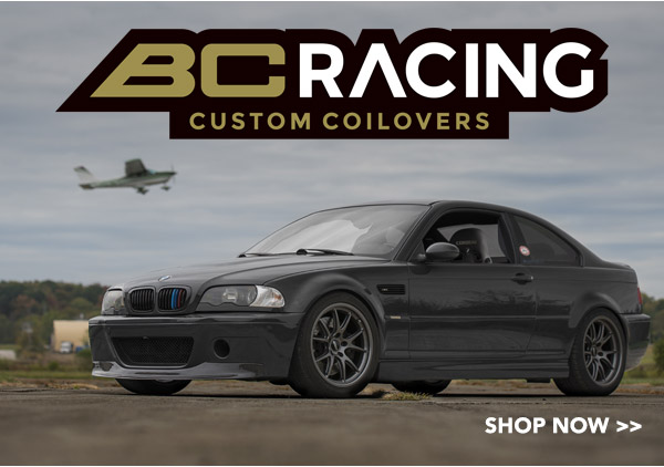 BC Racing is now available at Turner! - BMW M3 Forum com