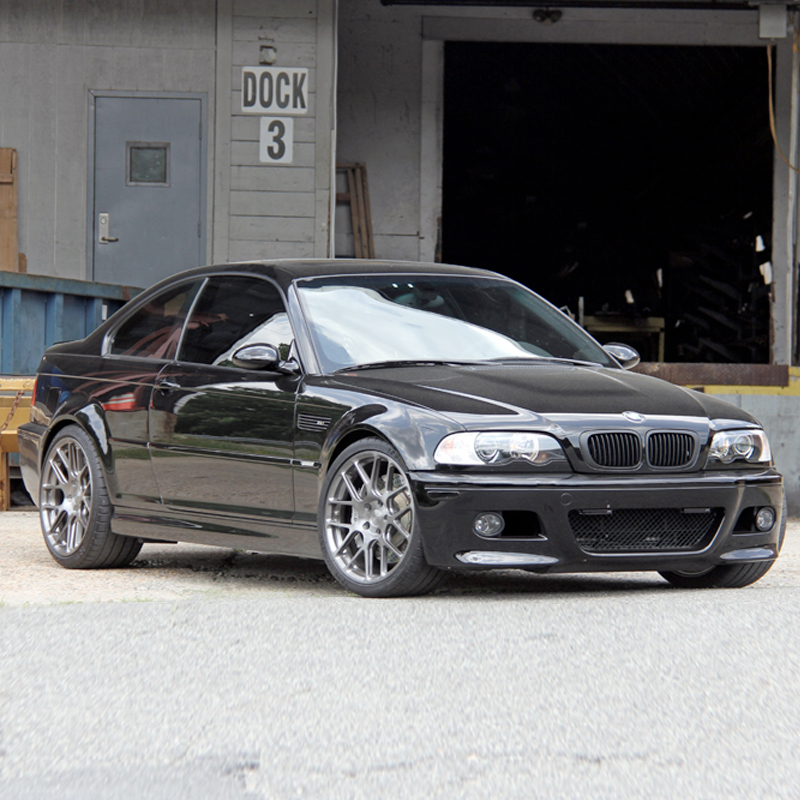 e46 m3 rear bumper gap
